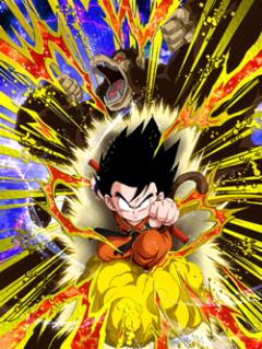 The Greatest Assault Goku (Youth) (Giant Ape)