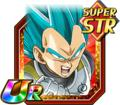 [New Realms of Saiyan Power] SS God SS Vegeta