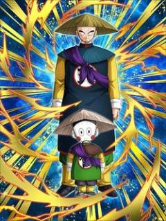 Tien and Chiaotzu
