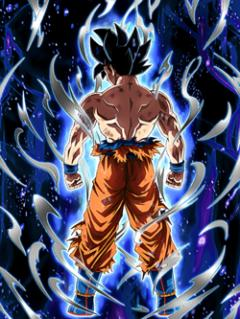 [New Form on the Horizon] Goku (Ultra Instinct -Sign-)