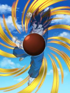 World%27s Strongest Candy Vegito (Candy)
