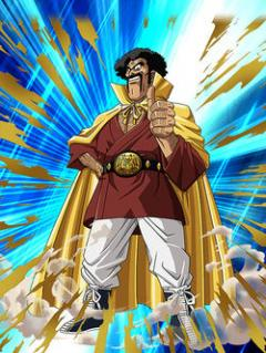 Hero Chosen by Earth Hercule