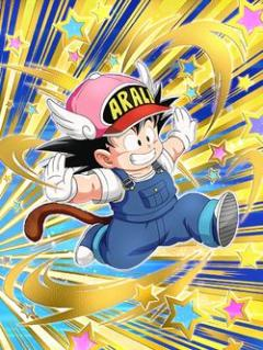 Large Spirit Goku (Youth)
