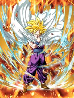Successor of the Strongest Super Saiyan Gohan (Youth)