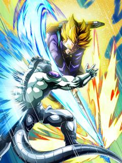 Super Saiyan of the Future Super Saiyan Trunks (Teen)