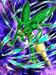 The Elusive Beast Cell (1st Form)