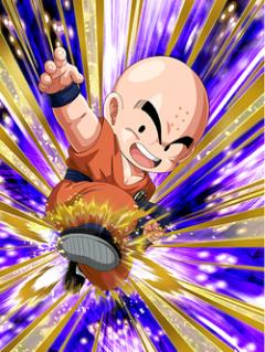 Boundless Ambition Krillin (Youth)