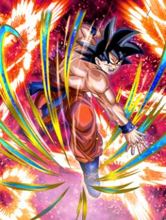 The Weight of Hope Goku