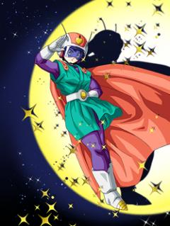 Goddess of Peace Great Saiyaman 2 (STR)