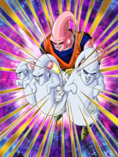Eradicator of Hope Majin Buu (Ultimate Gohan)
