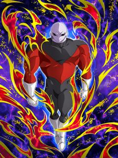 [Mysterious Warrior] Jiren