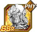 Worth 1,500,000 Zeni Hercule Statue (Platinum)