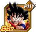 Savage Power Goku (Youth) (Giant Ape)