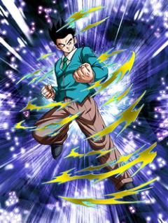Sound Judgment Gohan (GT)