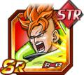 The Warrior Awakens Android 16