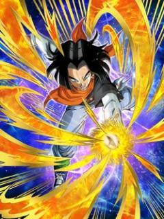 Concentrated Power Android 17