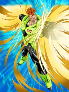 Power Unleashed Android 16 (INT)