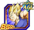 Return from the Dark Super Saiyan Vegeta (Angel)