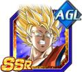 [Tenacious Clash] SS2 Goku (Angel)