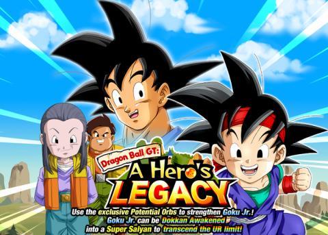 Dragon Ball GT: A Heros Legacy | Dokkan Battle (DBZ) - GameA