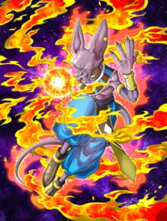 Impetuous God Beerus