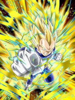 Genius Warrior%27s Exaltation Super Saiyan Vegeta