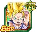 [The All-Out Release] Super Saiyan Goku (GT)