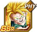 Amazing Combat Sense Super Saiyan Trunks (Kid)
