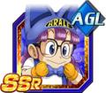 Gaze of Pure Passion Arale Norimaki