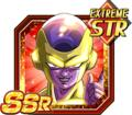 The Pinnacle of Evil Golden Frieza (STR-2)