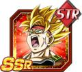 The First Awakened Super Saiyan Bardock