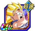 [Spirited Offense] Super Saiyan 3 Goku (GT)