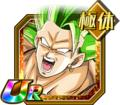 The Nightmare Returns Super Saiyan 3 Broly