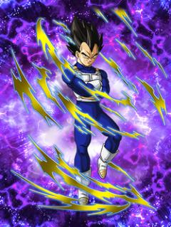 Never-Ending Battle Vegeta