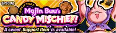 Trick or Treat! Majin Buu's Candy Mischief! event page