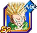 Talent from Dad Super Saiyan Trunks (Kid)