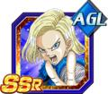 Rampage of Destruction Android 18 (Future)