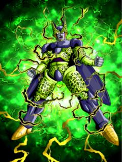 Evolved Form Cell (Perfect Form)