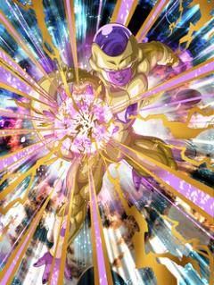 Fear%27s Ultimate Form Golden Frieza