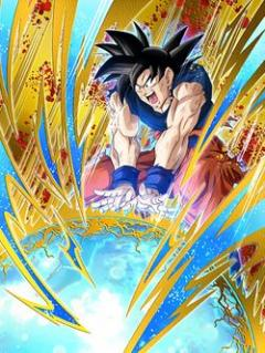 The Hope of the Universe Goku