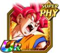 Fateful Strike Super Saiyan God Goku