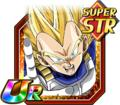Stunning Power Super Saiyan 2 Vegeta