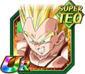 Lone Guardian Super Saiyan Vegeta (GT)