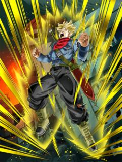 Humanity%27s Hope Super Saiyan Trunks (Future)