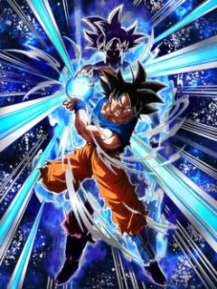 [Super-Dimensional Instinct] Goku (Ultra Instinct -Sign-)