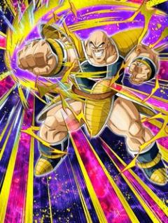Diabolical Strike Nappa