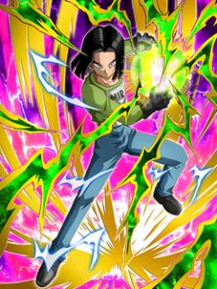 Tireless Resolve Android 17