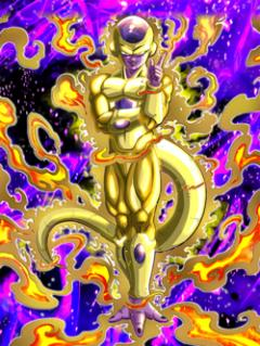 The Pinnacle of Evil Golden Frieza (TEQ-1)