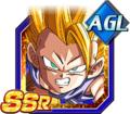 Focused on Victory Super Saiyan 3 Goku (GT)
