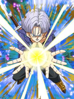 Messenger from the Future Trunks (Teen)